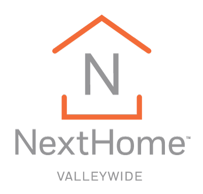 NextHome Residential - Vertical Logo